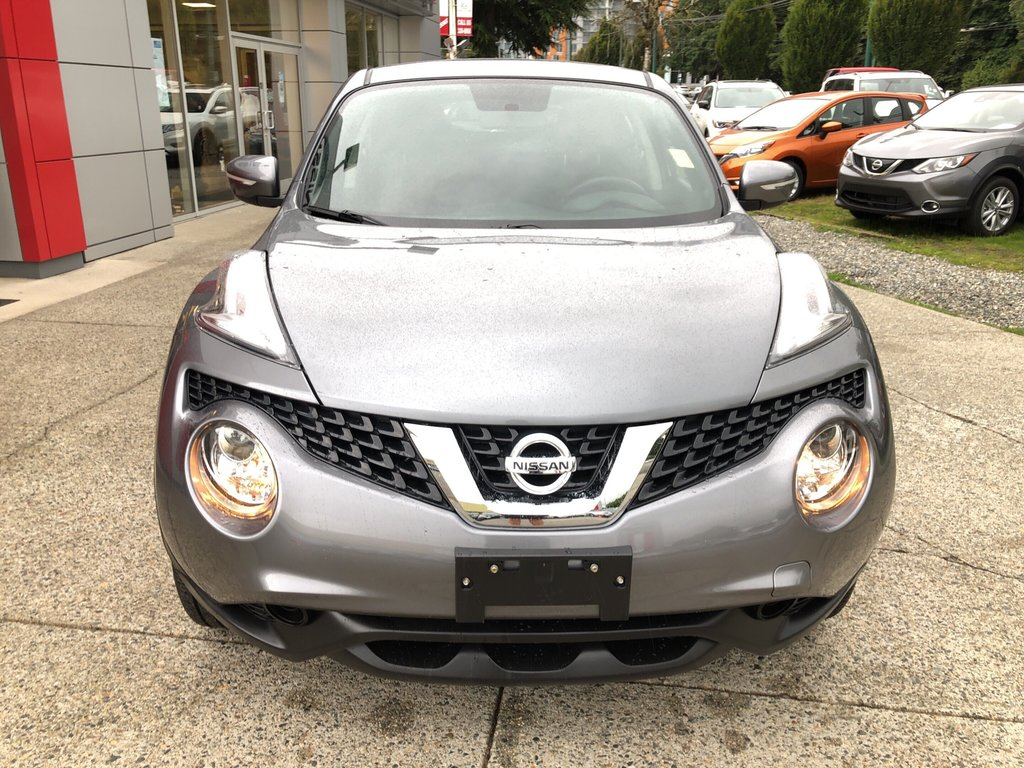 2015 Nissan Juke SV FWD CVT in Vancouver, British Columbia - 8 - w1024h768px