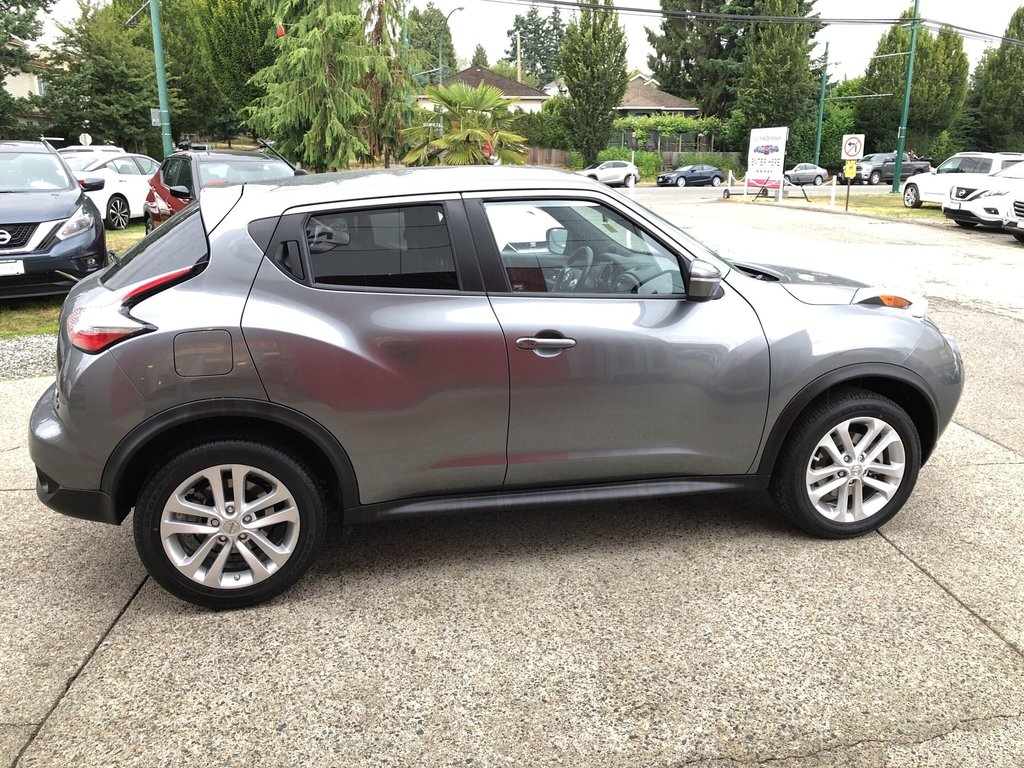 2015 Nissan Juke SV FWD CVT in Vancouver, British Columbia - 6 - w1024h768px