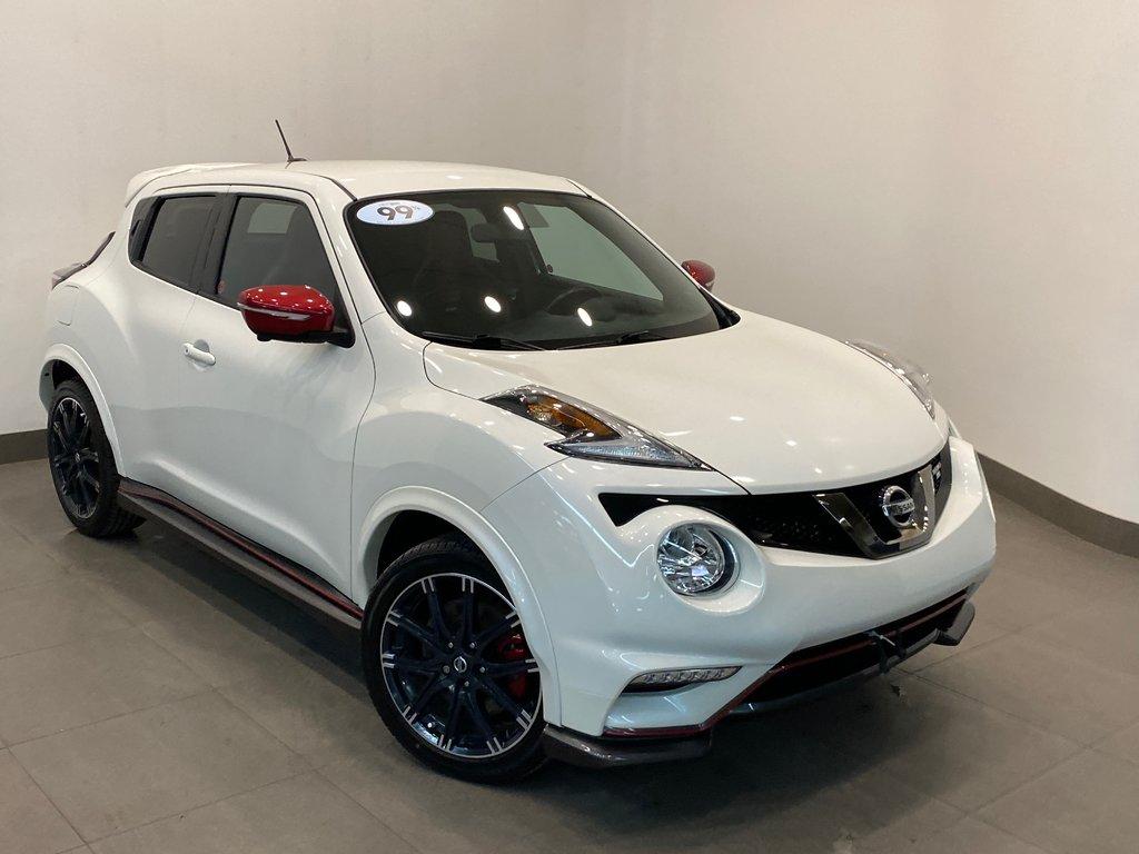 Bmw Regina 2015 Nissan Juke Nismo Rs Awd Recaro Seats Nav Sunroof 64415a1