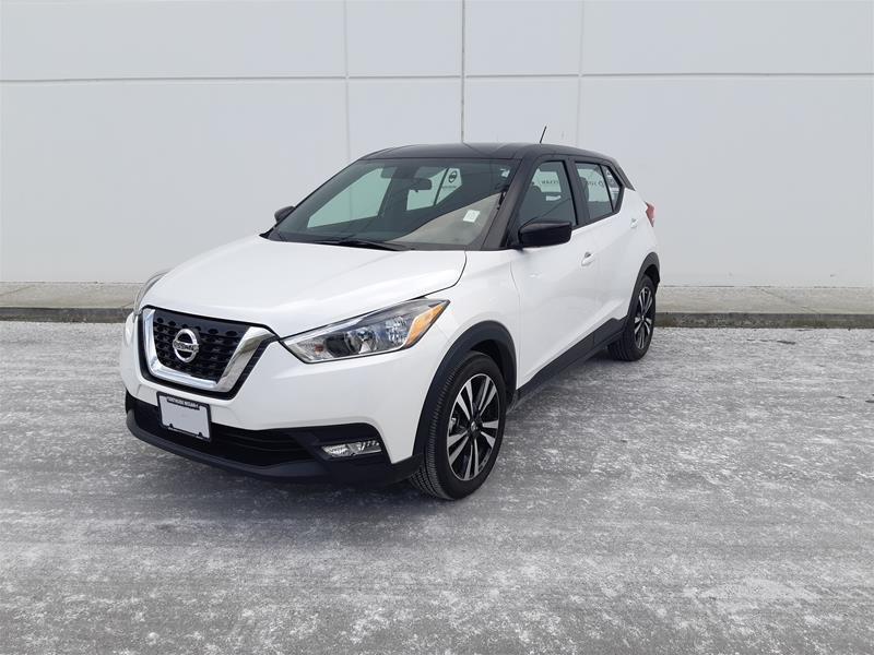 2018 Nissan KICKS SV CVT in Vancouver, British Columbia - 4 - w1024h768px