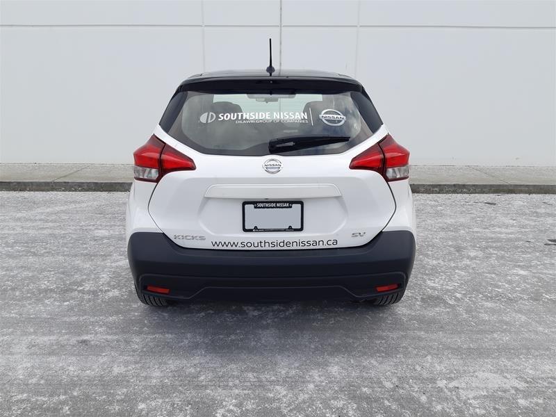 2018 Nissan KICKS SV CVT in Vancouver, British Columbia - 6 - w1024h768px