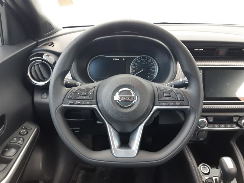 2018 Nissan KICKS SV CVT in Vancouver, British Columbia - 13 - w1024h768px