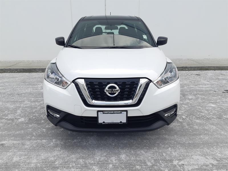 2018 Nissan KICKS SV CVT in Vancouver, British Columbia - 3 - w1024h768px