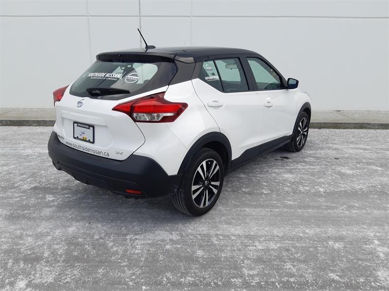 2018 Nissan KICKS SV CVT in Vancouver, British Columbia - 7 - w1024h768px