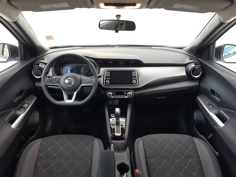 2018 Nissan KICKS SV CVT in Vancouver, British Columbia - 11 - w1024h768px