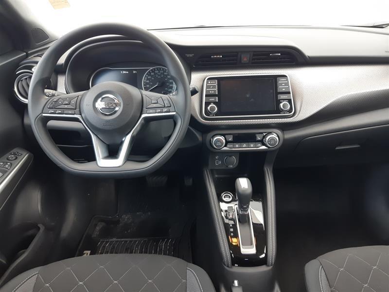 2018 Nissan KICKS SV CVT in Vancouver, British Columbia - 14 - w1024h768px