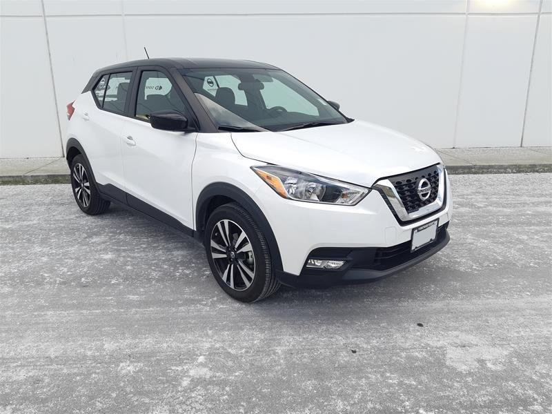2018 Nissan KICKS SV CVT in Vancouver, British Columbia - 2 - w1024h768px