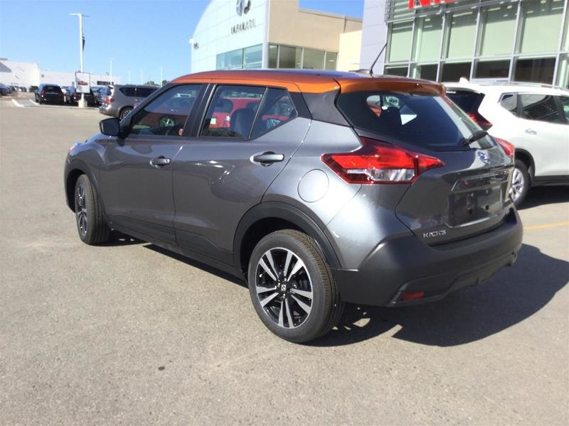 2019 Nissan KICKS SV CVT in Regina, Saskatchewan - 2 - w1024h768px