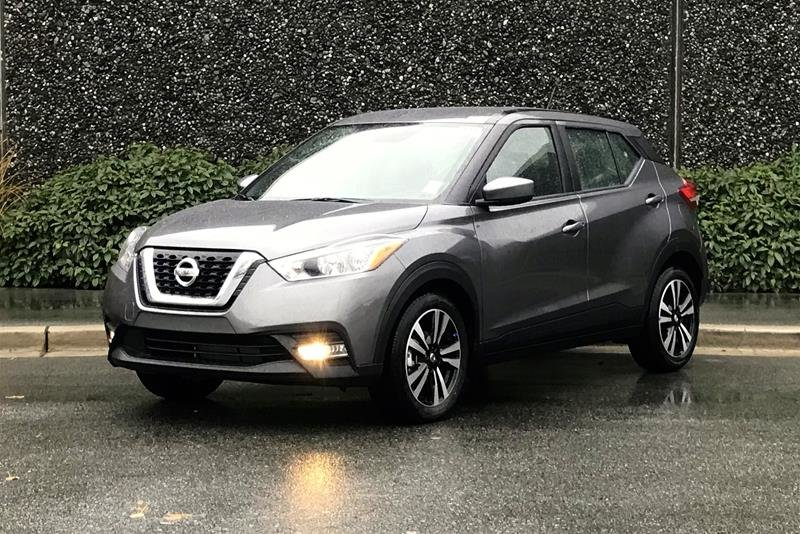 2019 Nissan KICKS SV CVT in North Vancouver, British Columbia - 2 - w1024h768px