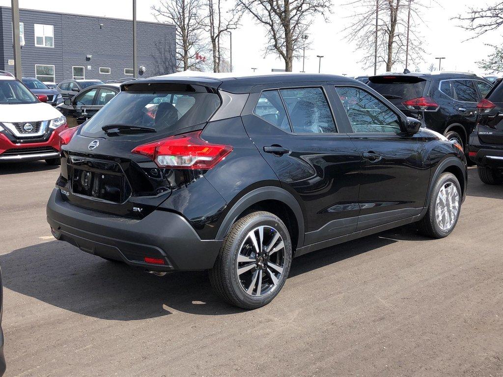 2019 Nissan KICKS SV CVT in Mississauga, Ontario - 4 - w1024h768px