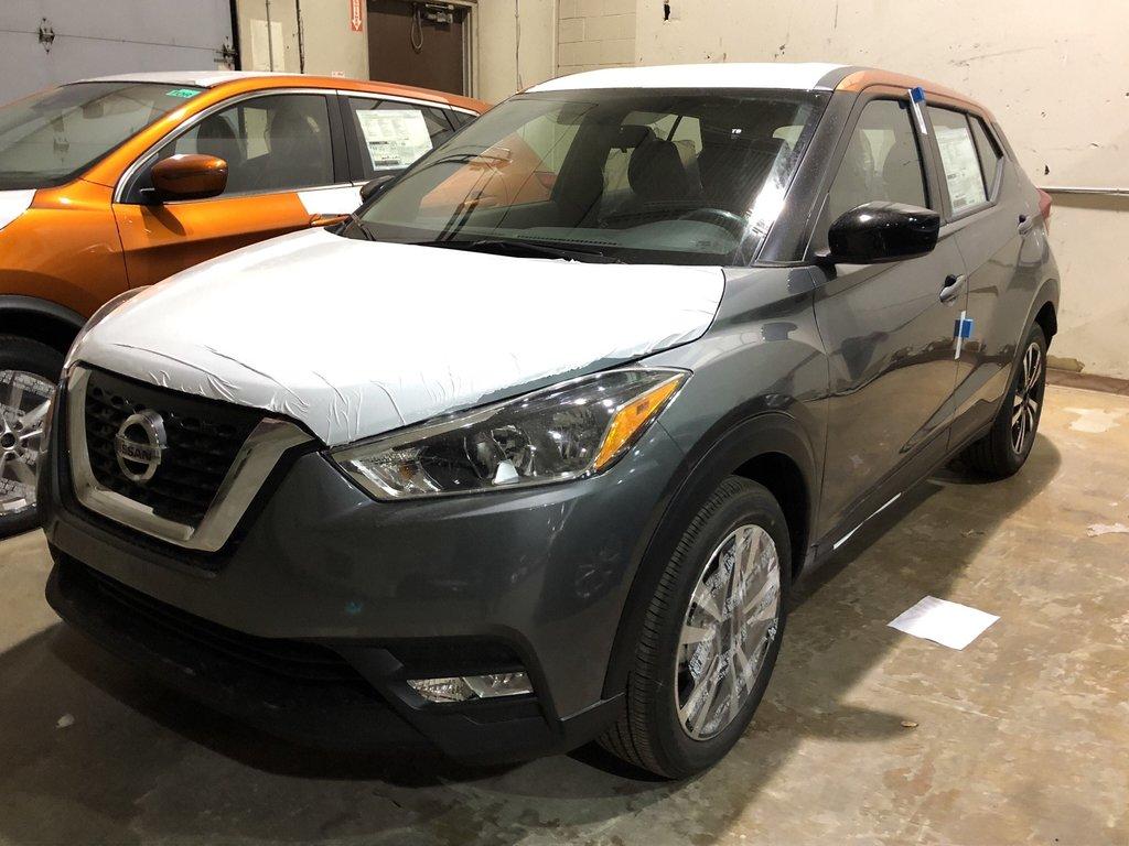 2019 Nissan KICKS SV CVT in Mississauga, Ontario - 1 - w1024h768px