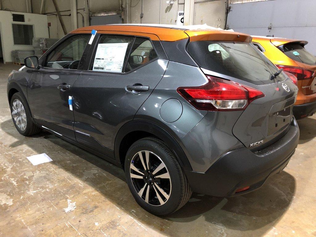 2019 Nissan KICKS SV CVT in Mississauga, Ontario - 5 - w1024h768px