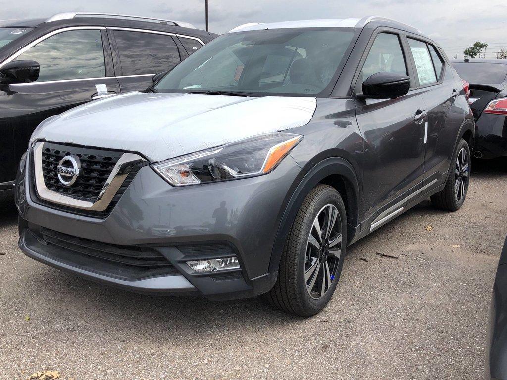 2019 Nissan KICKS SR CVT (2) in Mississauga, Ontario - 1 - w1024h768px