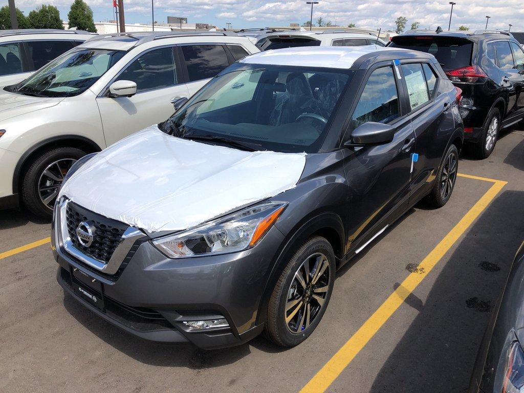 2019 Nissan KICKS SV CVT (2) in Mississauga, Ontario - 5 - w1024h768px