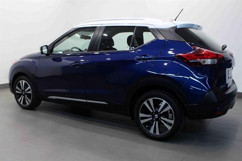 2019 Nissan KICKS SR CVT in Regina, Saskatchewan - 20 - w1024h768px