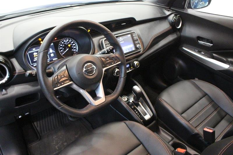 2019 Nissan KICKS SR CVT in Regina, Saskatchewan - 9 - w1024h768px