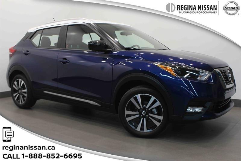 2019 Nissan KICKS SR CVT in Regina, Saskatchewan - 1 - w1024h768px