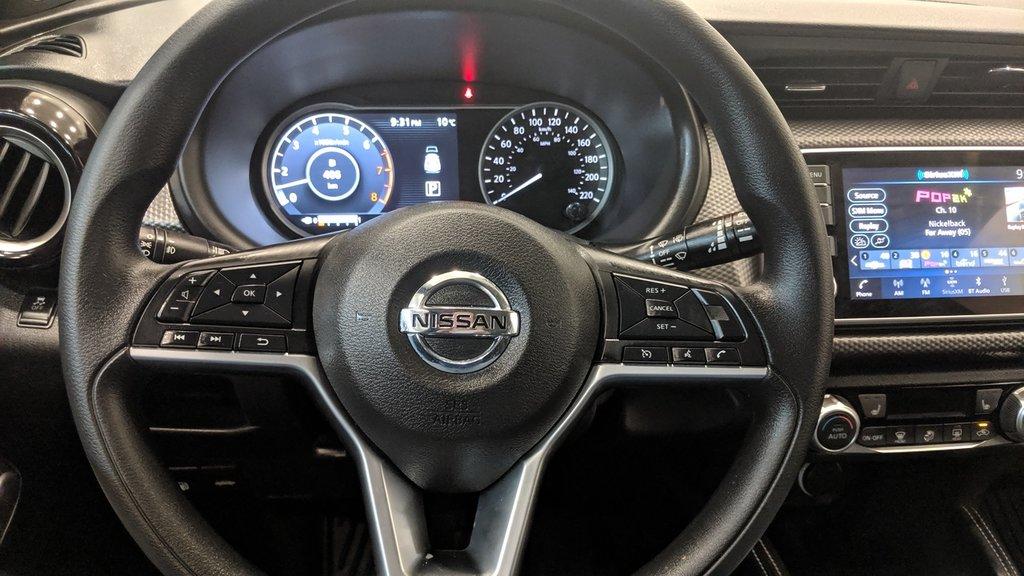 2019 Nissan KICKS SV CVT in Regina, Saskatchewan - 5 - w1024h768px