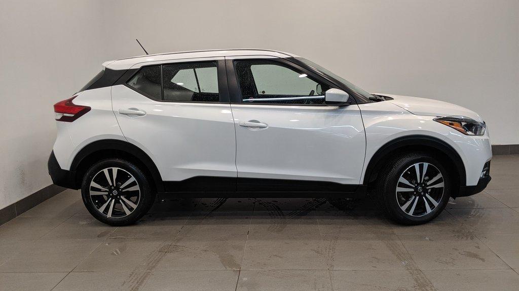 2019 Nissan KICKS SV CVT in Regina, Saskatchewan - 23 - w1024h768px