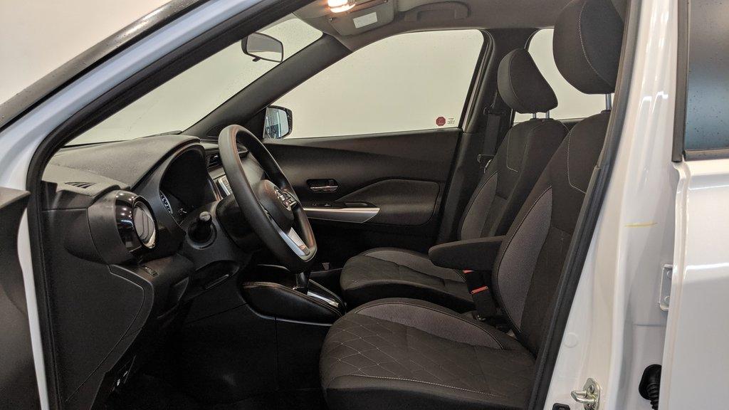 2019 Nissan KICKS SV CVT in Regina, Saskatchewan - 11 - w1024h768px