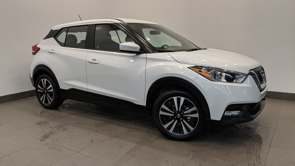 2019 Nissan KICKS SV CVT in Regina, Saskatchewan - 1 - w1024h768px