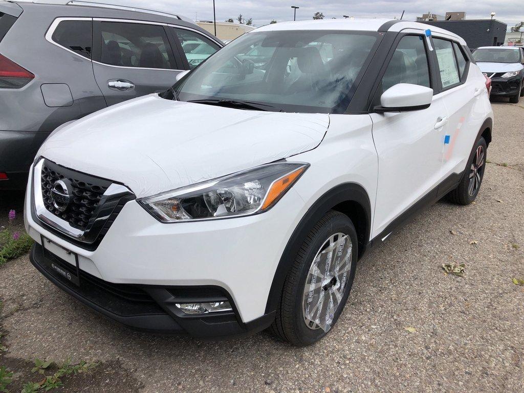 2019 Nissan KICKS SV CVT (2) in Mississauga, Ontario - 1 - w1024h768px