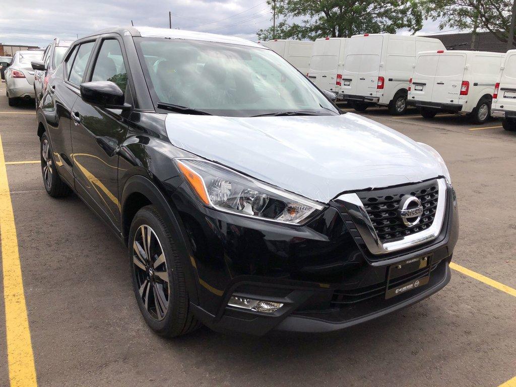 2019 Nissan KICKS SV CVT (2) in Mississauga, Ontario - 3 - w1024h768px