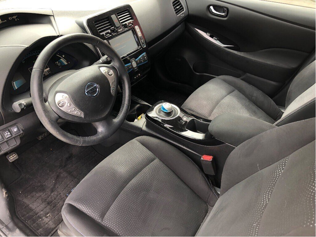 2016 Nissan Leaf SV in Vancouver, British Columbia - 15 - w1024h768px
