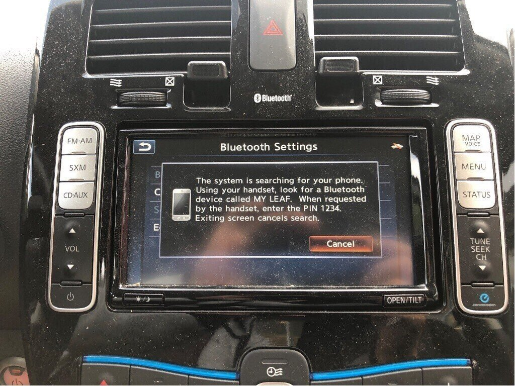 2016 Nissan Leaf SV in Vancouver, British Columbia - 16 - w1024h768px
