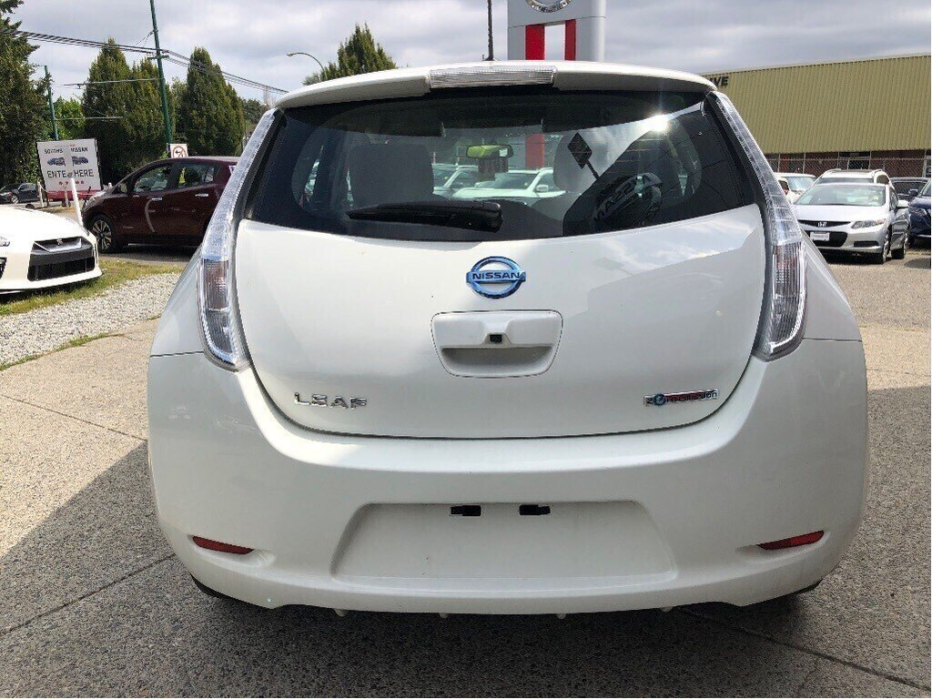 2016 Nissan Leaf SV in Vancouver, British Columbia - 6 - w1024h768px