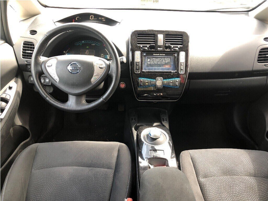2016 Nissan Leaf SV in Vancouver, British Columbia - 13 - w1024h768px
