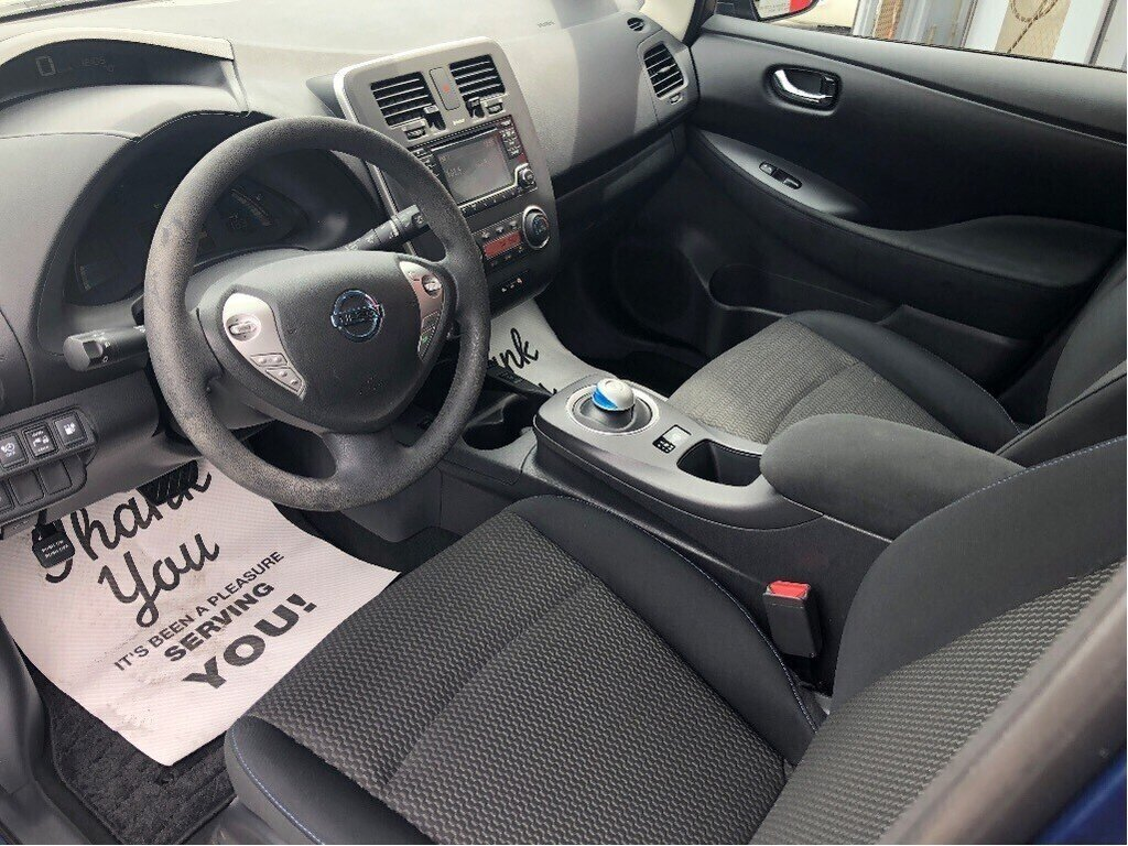 2016 Nissan Leaf S in Vancouver, British Columbia - 11 - w1024h768px