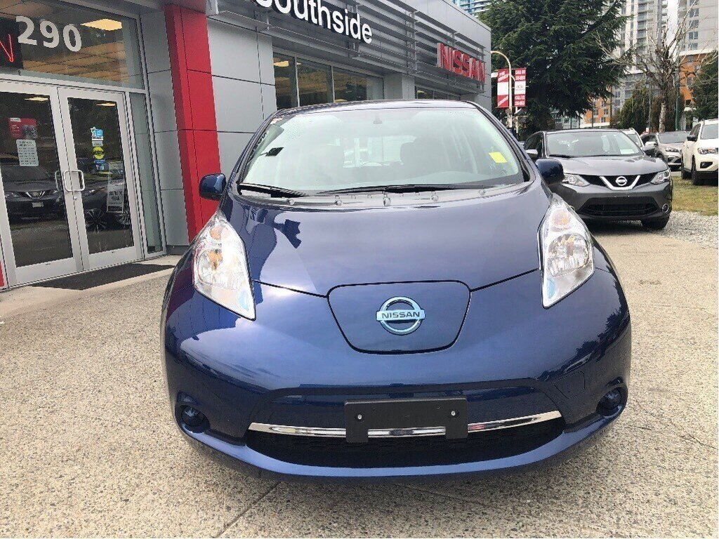 2016 Nissan Leaf S in Vancouver, British Columbia - 2 - w1024h768px