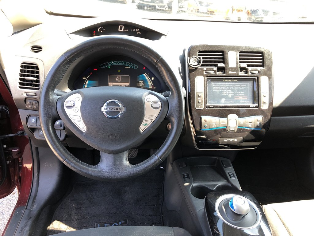 2016 Nissan Leaf SV in Vancouver, British Columbia - 12 - w1024h768px