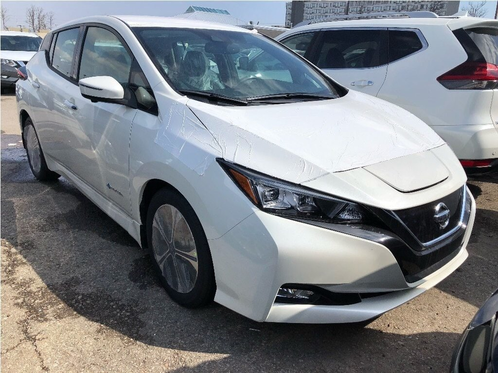 2019 Nissan Leaf SL in Mississauga, Ontario - 2 - w1024h768px