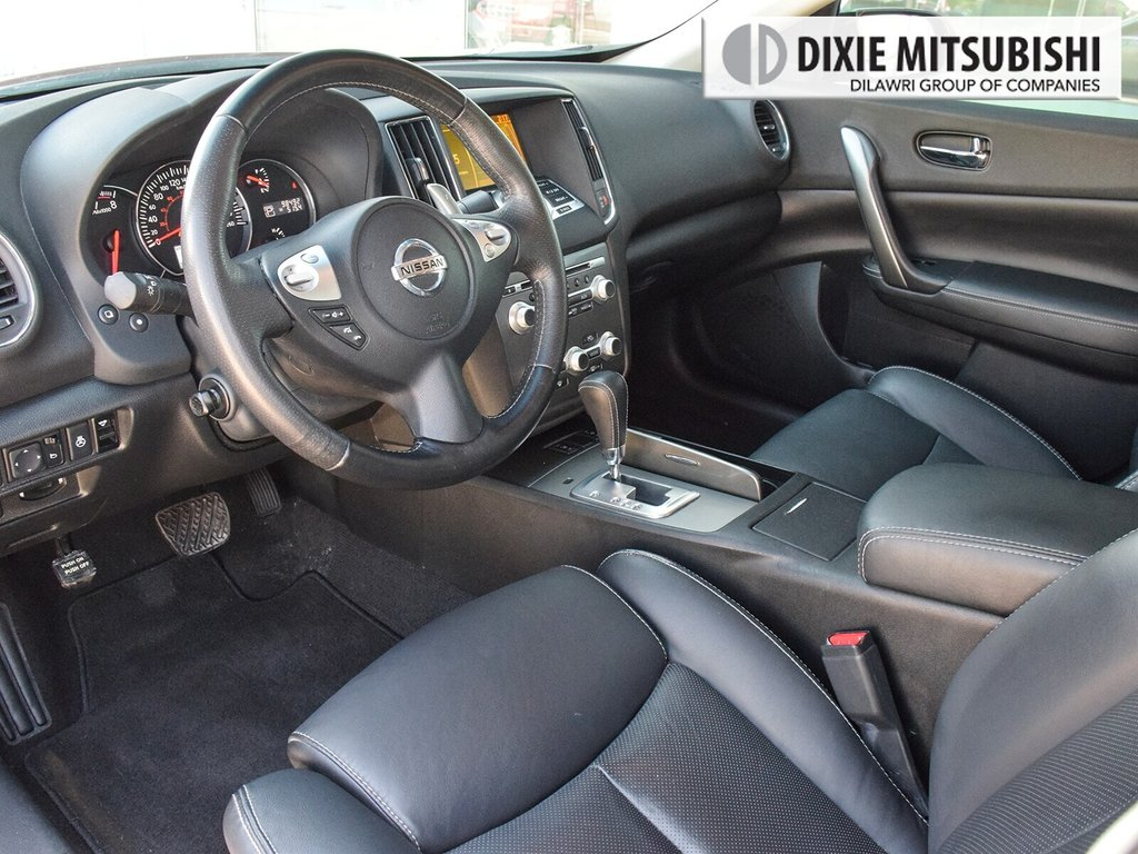 2012 Nissan Maxima 3.5 SV CVT in Mississauga, Ontario - 10 - w1024h768px
