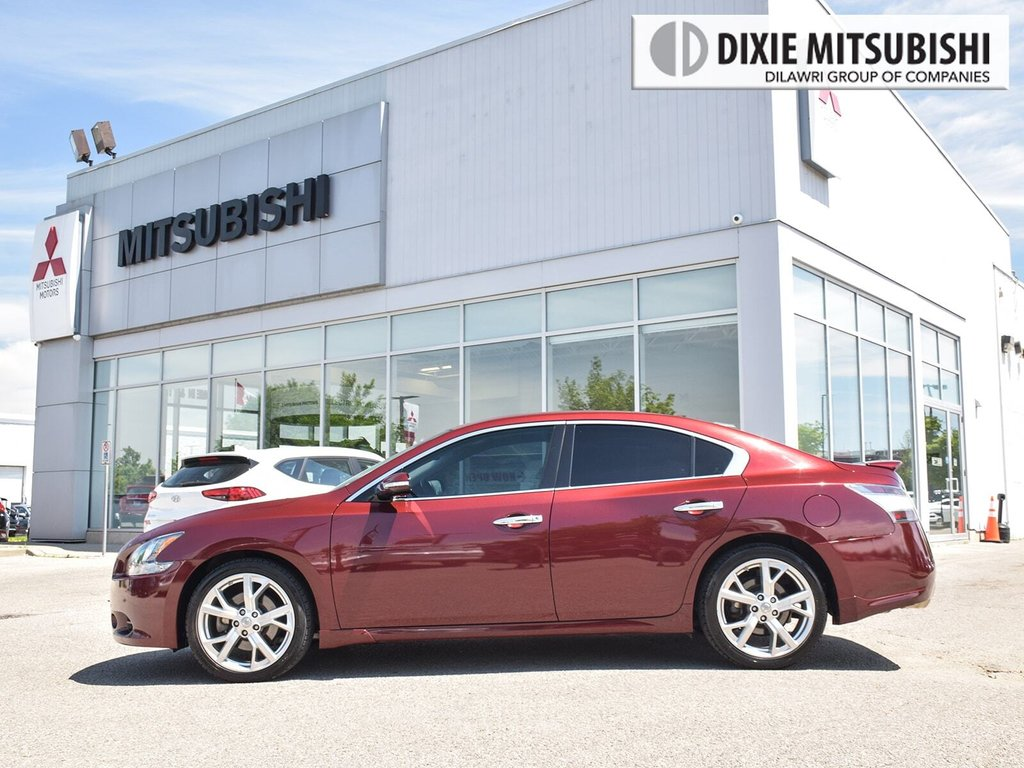 2012 Nissan Maxima 3.5 SV CVT in Mississauga, Ontario - 3 - w1024h768px
