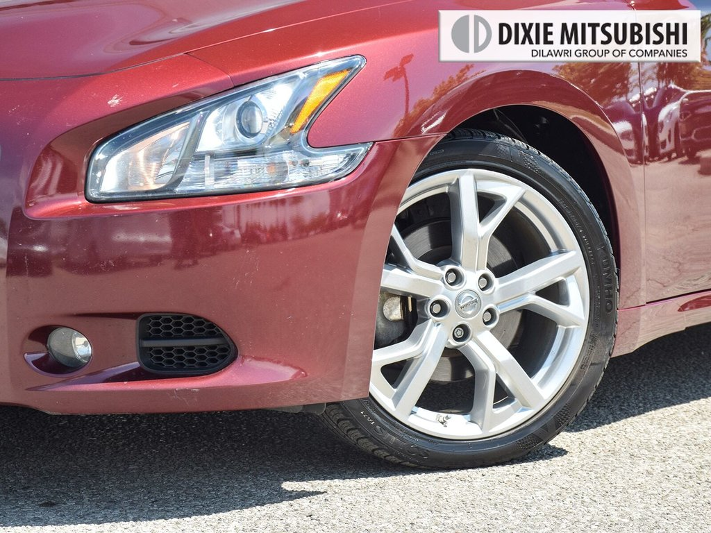 2012 Nissan Maxima 3.5 SV CVT in Mississauga, Ontario - 6 - w1024h768px