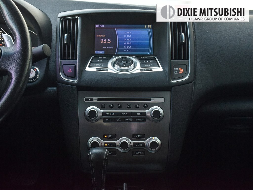 2012 Nissan Maxima 3.5 SV CVT in Mississauga, Ontario - 17 - w1024h768px