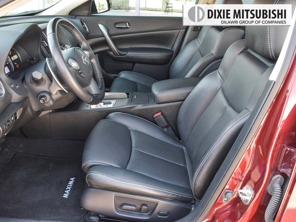 2012 Nissan Maxima 3.5 SV CVT in Mississauga, Ontario - 9 - w1024h768px