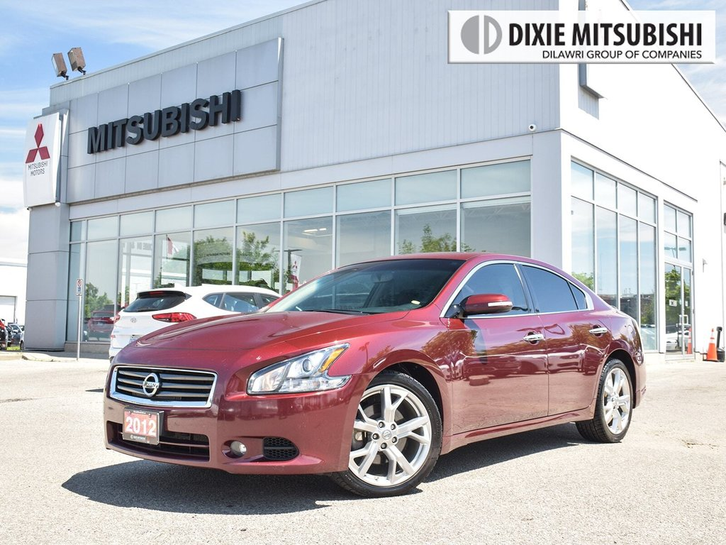2012 Nissan Maxima 3.5 SV CVT in Mississauga, Ontario - 1 - w1024h768px