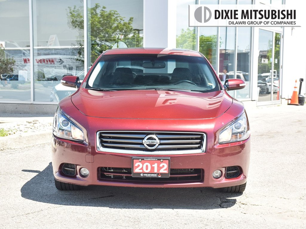 2012 Nissan Maxima 3.5 SV CVT in Mississauga, Ontario - 2 - w1024h768px