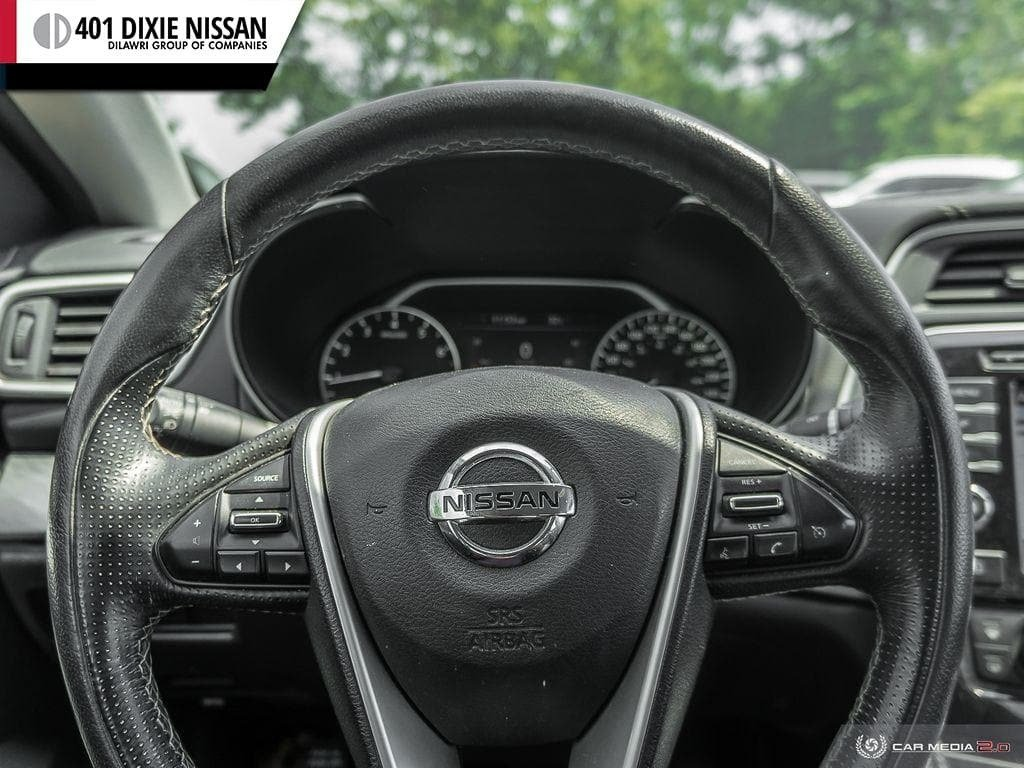 2016 Nissan Maxima 3.5 SV CVT in Mississauga, Ontario - 13 - w1024h768px