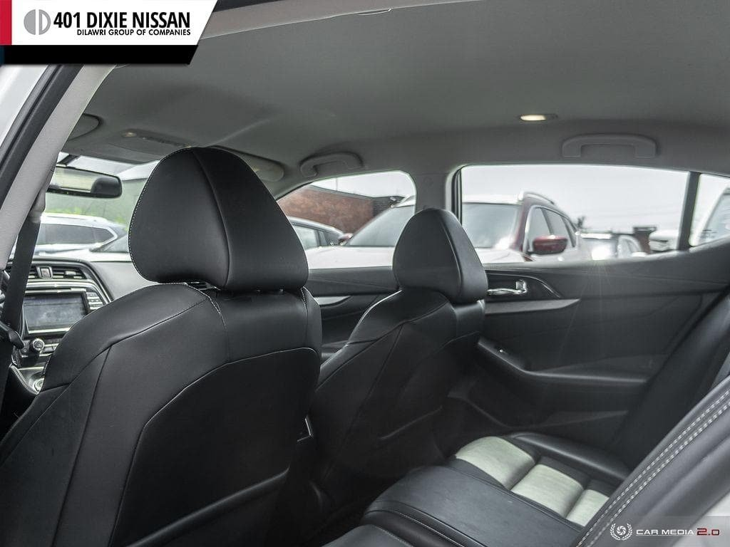 2016 Nissan Maxima 3.5 SV CVT in Mississauga, Ontario - 23 - w1024h768px