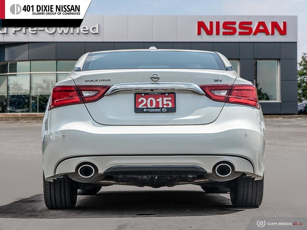 2016 Nissan Maxima 3.5 SV CVT in Mississauga, Ontario - 5 - w1024h768px
