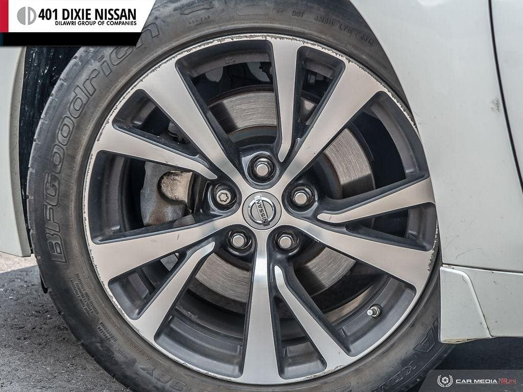 2016 Nissan Maxima 3.5 SV CVT in Mississauga, Ontario - 6 - w1024h768px