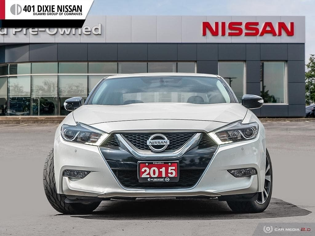2016 Nissan Maxima 3.5 SV CVT in Mississauga, Ontario - 2 - w1024h768px