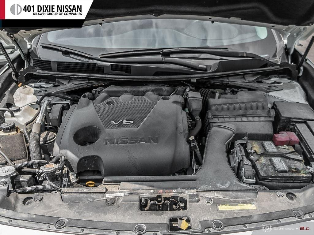 2016 Nissan Maxima 3.5 SV CVT in Mississauga, Ontario - 8 - w1024h768px