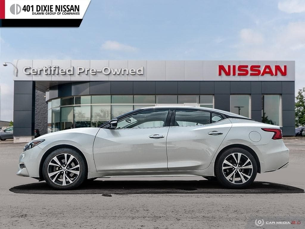 2016 Nissan Maxima 3.5 SV CVT in Mississauga, Ontario - 3 - w1024h768px