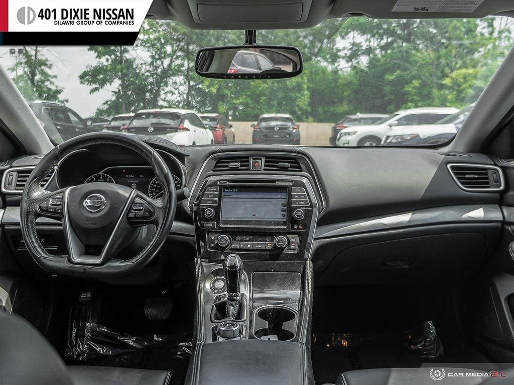 2016 Nissan Maxima 3.5 SV CVT in Mississauga, Ontario - 24 - w1024h768px